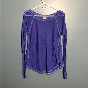 Mossimo Supply Co thermal top